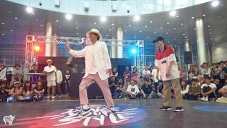 TOYOTAKA vs. TAKUMI Top 8 | Red Bull Dance Your Style TOKYO | YAK BATTLES