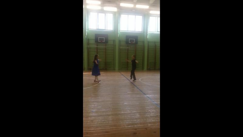 Открытый урок по танцам 16 05 2018г ч 16