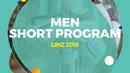 Conrad Orzel CAN Men Short Program Linz 2018