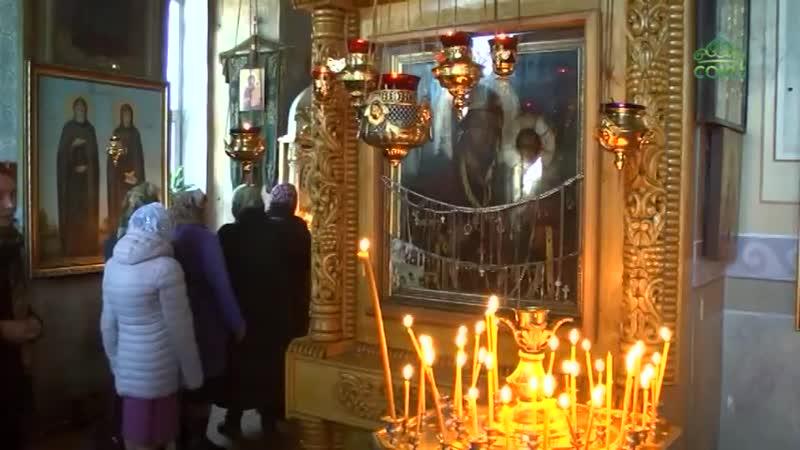 Епископ Клинцовский Владимир возглавил торжества по случаю празднования иконы «Мглинская Одигитрия»