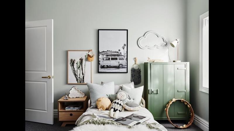 The norsuHOME Episode nine Lighting Window furnishings Harvey's room reveal