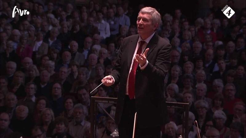 Brahms Symphony no. 3, op.90 - Michael Schonwandt - Radio Kamer Filharmonie - HD - Live Concert