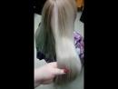 перламутровый блонд без осветления