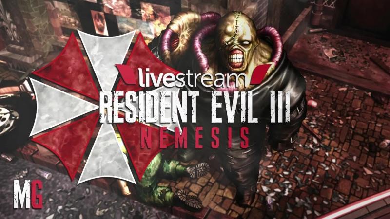 ► Resident Evil 3 Nemesis {PSOneHardcore} 1 → Догоняшки с одноглазым [i516GBGTX1060]