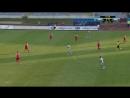 19.07.2018 - Слован Братислава 5_0 Милсами Лига Европы - Ибрахим Рабиу действия с мячом