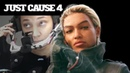 Gabriela Just Cause 4 Eye of the storm Animation/Motion Capture