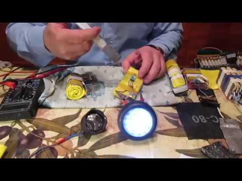 Михаил Введенский о своей БТГ батареи, обучает как ее сделать.