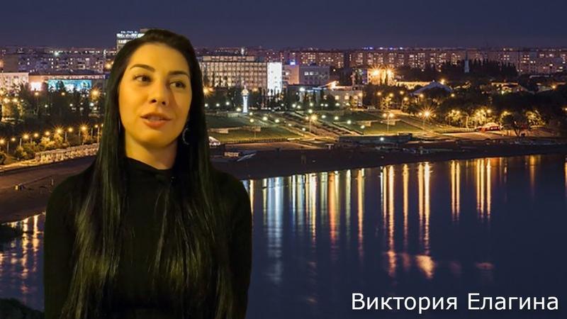 ЛЮДИ НАШЕГО ГОРОДА. Виктория Елагина. DJ, producer