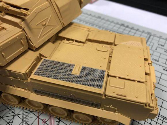 Eduard PE 36372 1//35 Soviet T-54 Main Battle Tank details Mini Art