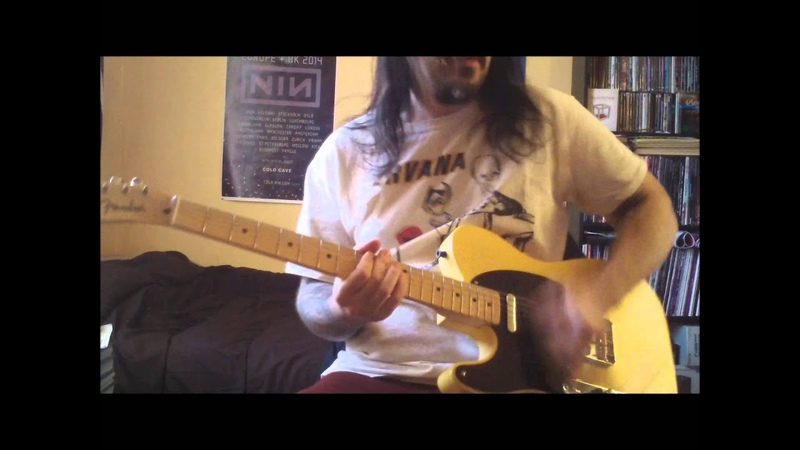 Muse plug in baby guitar cover HD