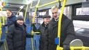 Жители Архангельска пересядут на московские автобусы