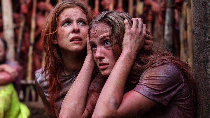 Зеленый ад HD(2013) 1О8Ор.ужасы, триллер, криминал, приключения