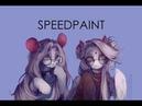 Спидпейнт|Speedpaint-pony commission MLP What do you see?