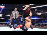 (WWE Mania) SummerSlam 2017 AJ Styles(c) vs. Kevin Owens - United States Title Match