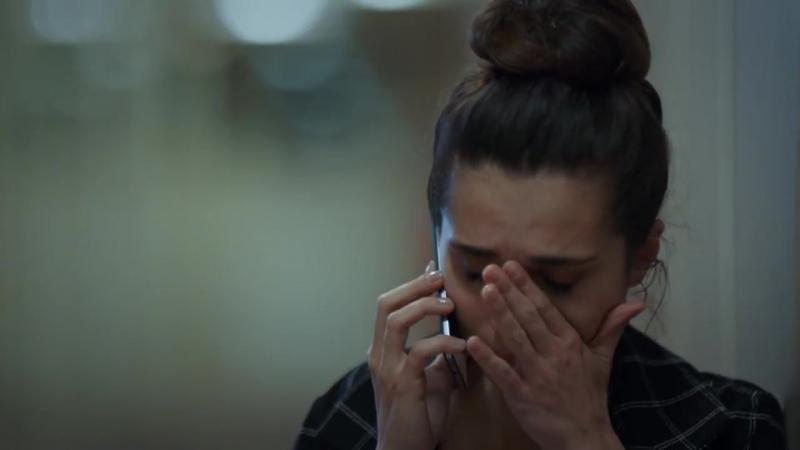 """50 серия, Обещание, ЭйФет """"İnsan böyle bir acıyı nasıl yaşar Adam iki kere yaşadı…"""" Söz HiçKimseSeninKadar"""