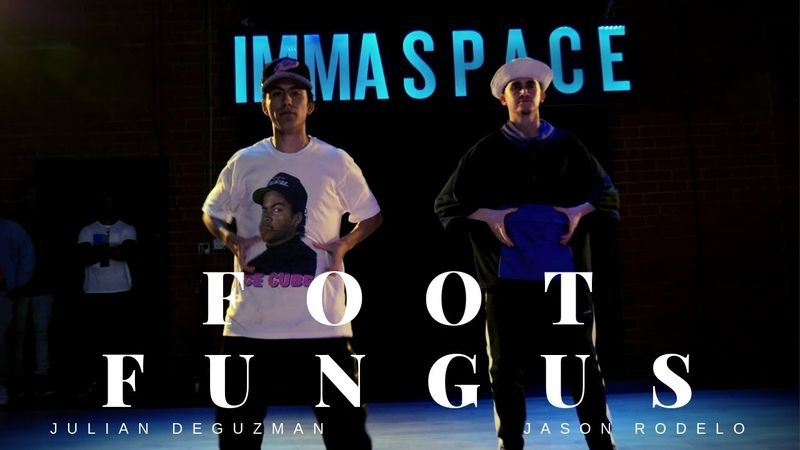 Ski Mask The Slump God- Foot Fungus | Choreography by Jason Rodelo X Julian De Guzman