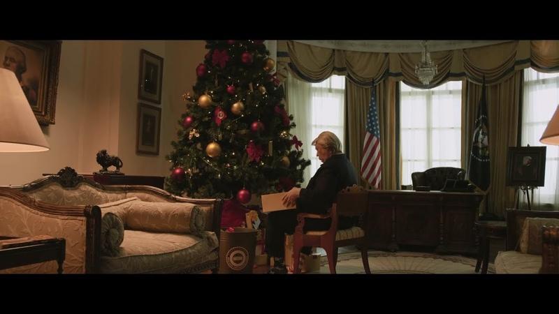 Новогоднее вмешательство в Белом доме что RT подарил Трампу на Рождество