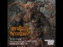 """BRUTALLY DECEASED - """"The Art of Dying"""" (2016)"""