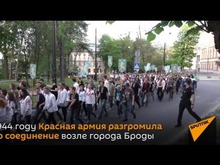 Порно с украинскими националистами