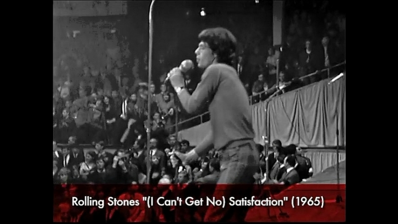 The Rolling Stones - (I Cant Get No) Satisfaction (1965)