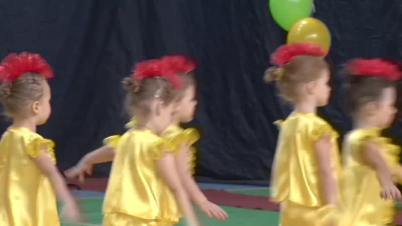 О конкурсе Танцевальная карусель
