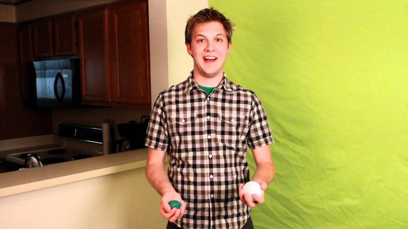YOU CAN DO JUGGLING! (How To Juggle)