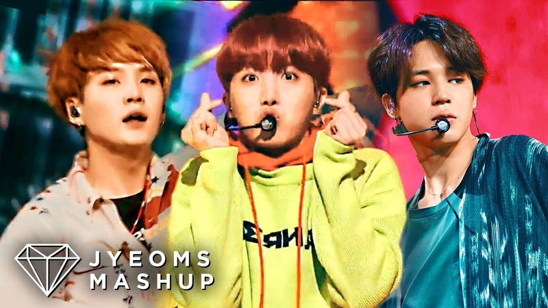 BTS AIRPLANE PT 2 X GO GO X DOPE MASHUP