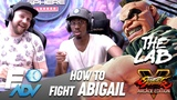 Abigail The Lab Tutorial by Tyrant and Packz Street Fighter V Arcade Edition