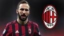 Gonzalo Higuain Welcome to AC Milan Skills Goals 2018 HD