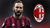 Gonzalo Higuain - Welcome to AC Milan - Skills &amp Goals 2018 HD