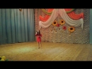 Лесива Валерия, полуфинал Всеукраинского телеконкурса Зірки та зіроньки
