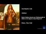 Jean-Baptiste Lully, Alcidiane