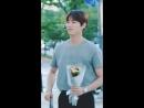 Jun fancam @вечеринка в честь окончания дорамы Goodbye to Goodbye / Прощание (04.08.18)