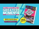 Pro Wrestling's Greatest Moments - A Pixelated Guide / PRE ORDER July 1st