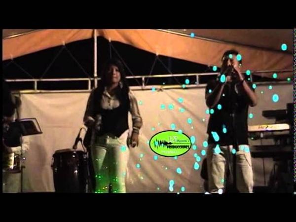 Grupo Cariño del Ecuador octavo aniversario A toda Rumba 2014