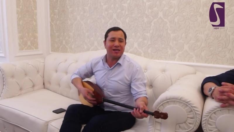 Мақсат Аханов Ата-Ана жайлы Терме