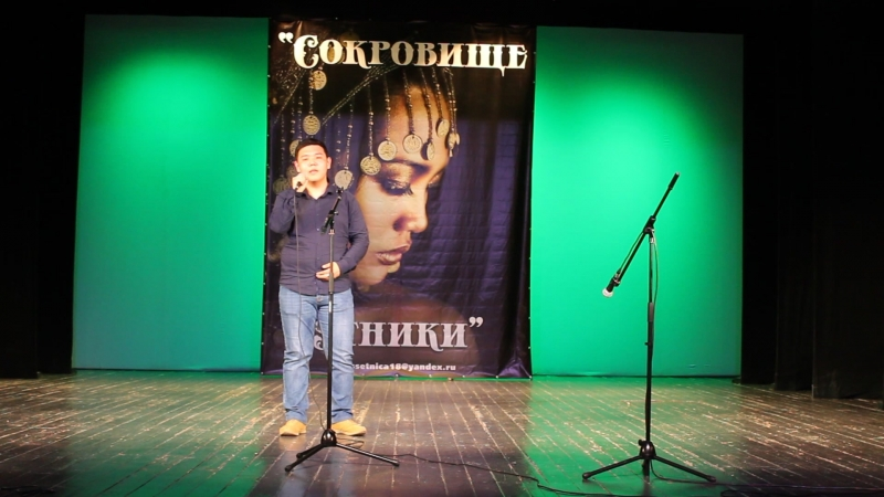 Виктор Дакинов - восходящая звёздочка...