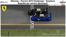 IRacing - Ferrari GT 3 Challenge - Daytona - Борьба до самого финиша!