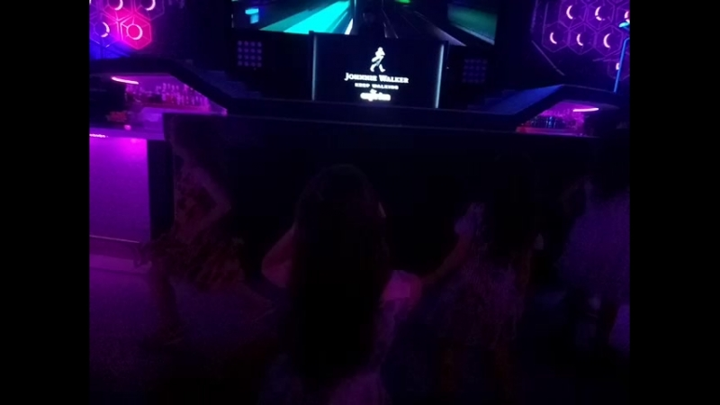 Видео с Дискотеки после концерта в Каприке 17.6.2018