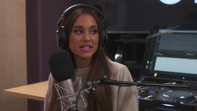 Ariana Grande- Pete Davidson, Marriage and Changing Her Name [CLIP] - Beats 1 - Apple Music.mp4