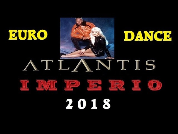 Imperio - Atlantis Eurodance 2018 создан created на синтезаторе Yamaha PSR S970