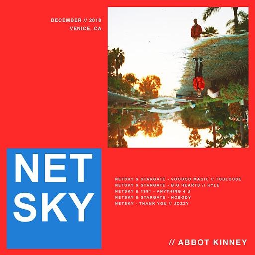 Netsky альбом Abbot Kinney