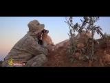 Сирия.Ноябрь 2017. Бойцы афганского шиисткого корпуса Лива Фатимийюн в боях против ИГ в Сирии