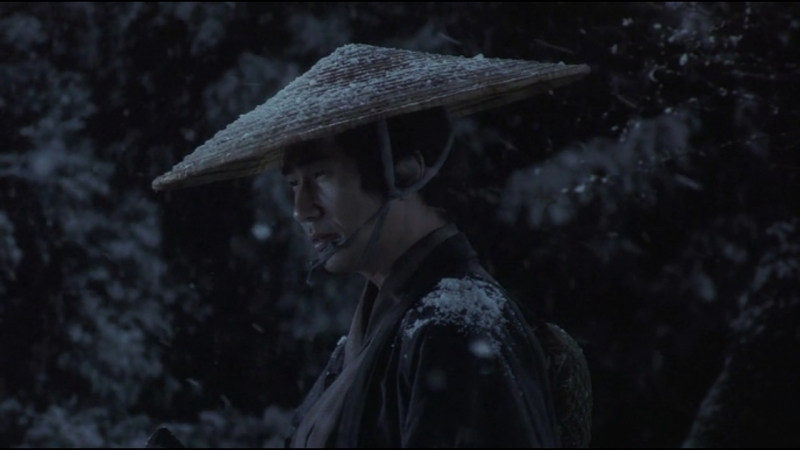 Последний меч самурая (2002)