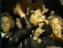 SLAYER - 1985 FANS going crazy in the streets outside Studio 54 NYC