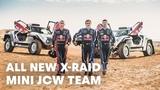 Get Revved Up With The New X-Raid MINI JCW Team Dakar Rally 2019