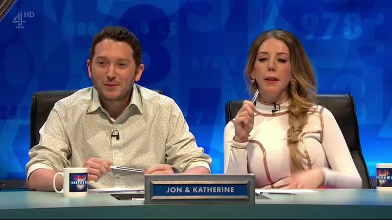 8 out of 10 Cats does Countdown S10E04 (26.08.2016)