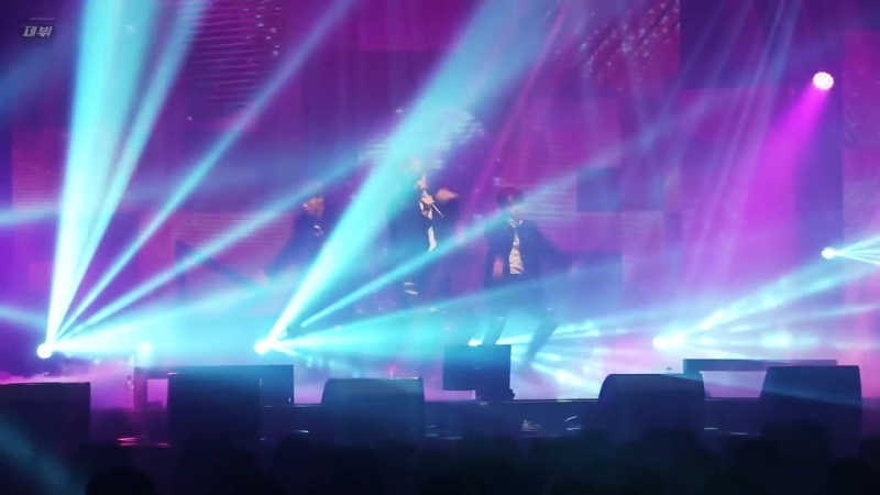 [Clip] RBW BOYZ - Gee Stage @GEMSTONE_180225