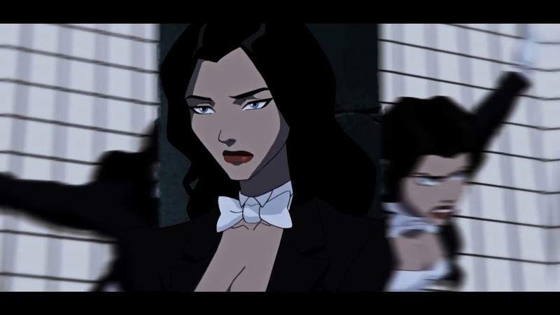Just The Way I Are   Zatanna and Dick