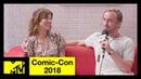 'Origin' Stars Tom Felton Natalia Tena on the New Trailer Filming Locations | Comic-Con 2018
